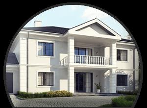 Окна и двери<br/>для домов
